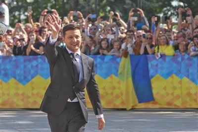 乌克兰新总统:正在解散议 将尽一切可能会要让乌克兰不再哭泣