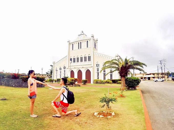度蜜月就来塞班岛,塞班岛旅游新玩法