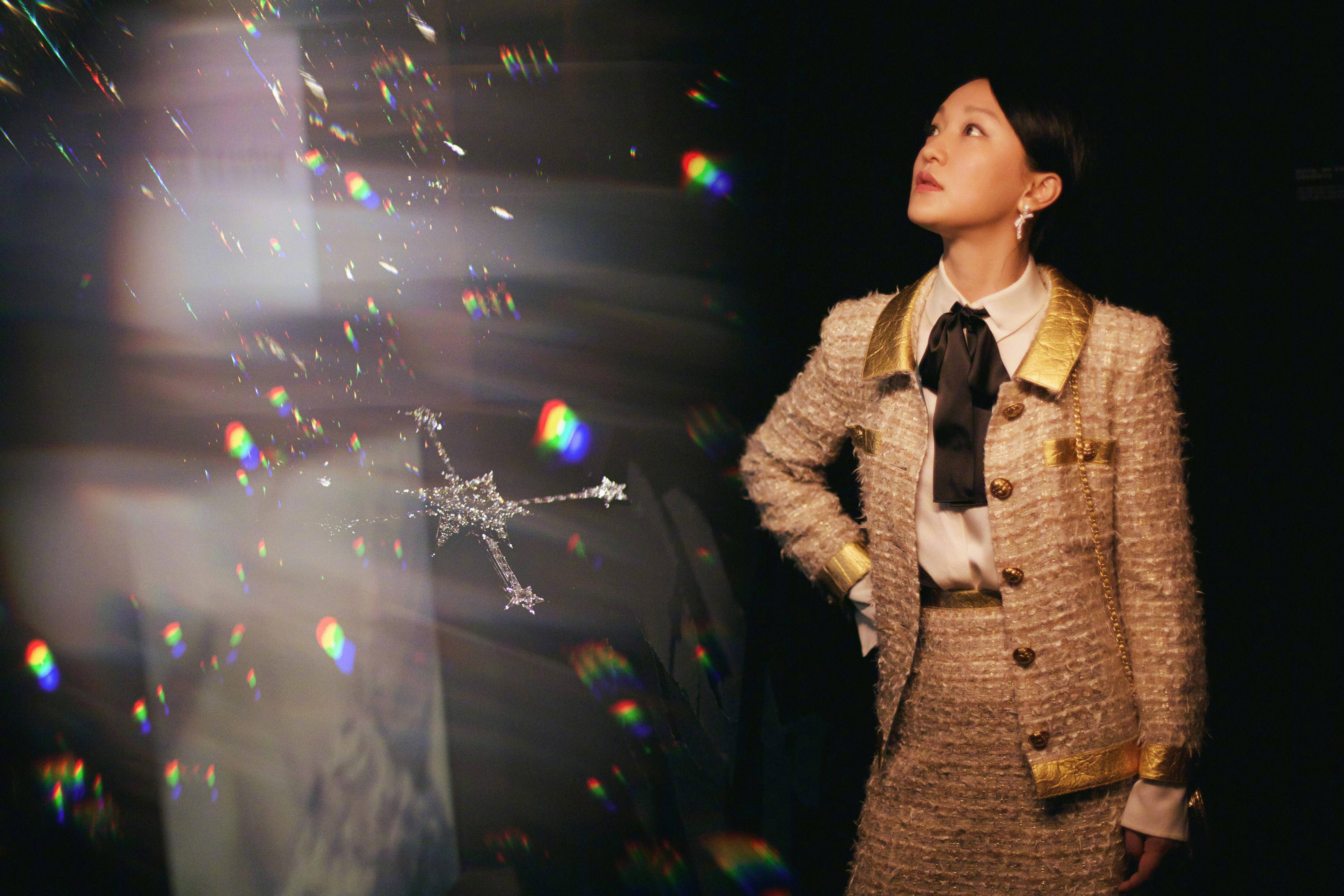 女明星榜 | 宋茜倪妮时尚度依旧满分,周迅的大片惊艳了春夏