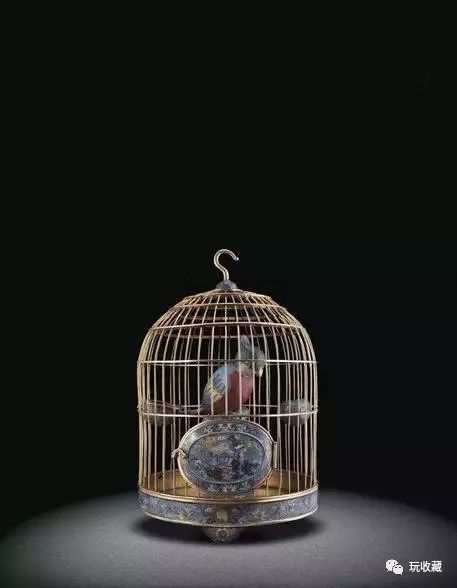 各式鸟笼,精美养眼.