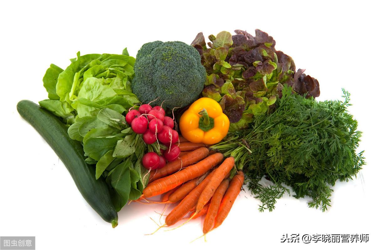 吃蔬菜有什么好处?