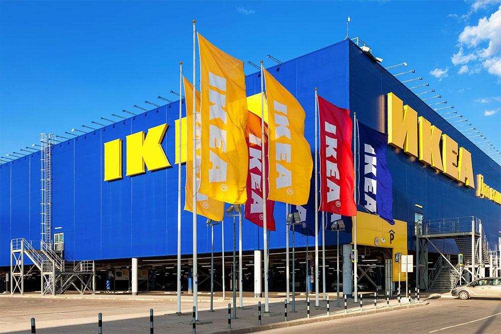 原创大家来找茬丨IKEA新LOGO上线,同时发布了动态版本