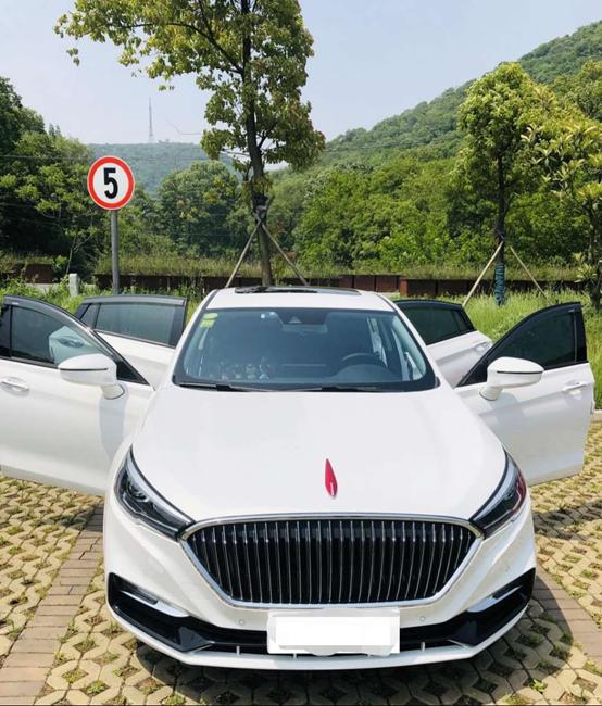 2019新款红旗H5 真车主公布汽车全部细节