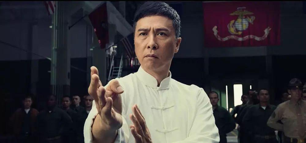 甄子丹携《叶问4》亮相戛纳国际电影节,这次擂台搬到图片