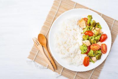 不吃主食减肥法叫什么图片