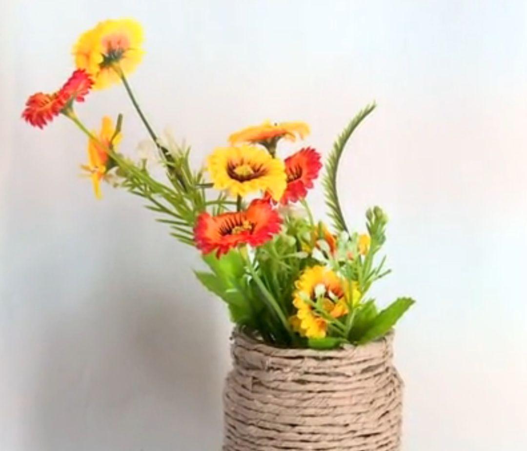 体育 正文  学习完花艺课程,亲手制作出美丽的插花,大家是不是很有图片