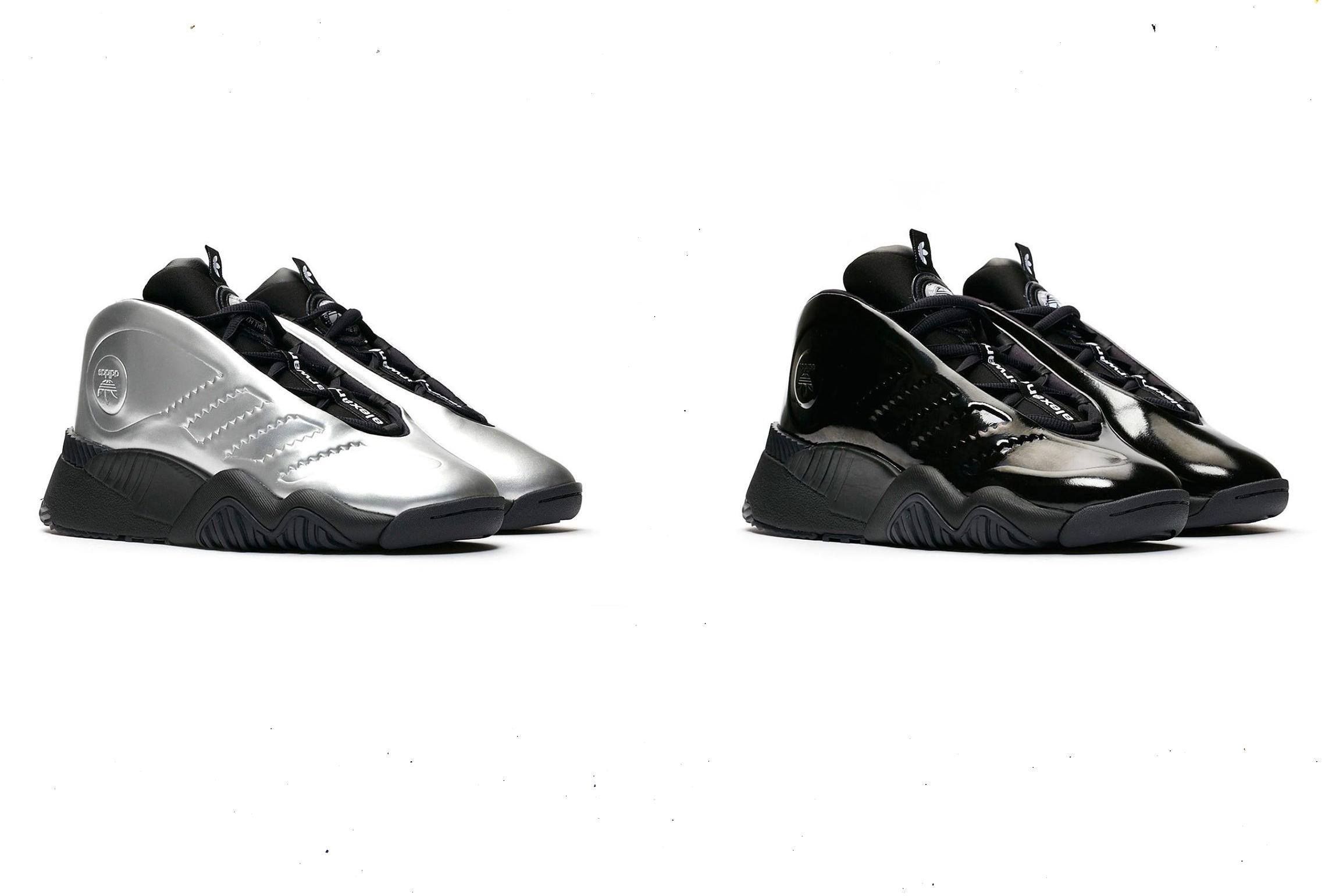 Alexander Wang x adidas最新合作!两色AW Futureshell极具未来感!