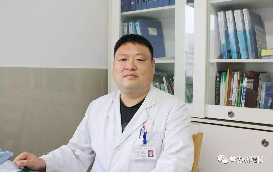【塘桥好医护】市三院医生缪文进:情系患者 心系生命