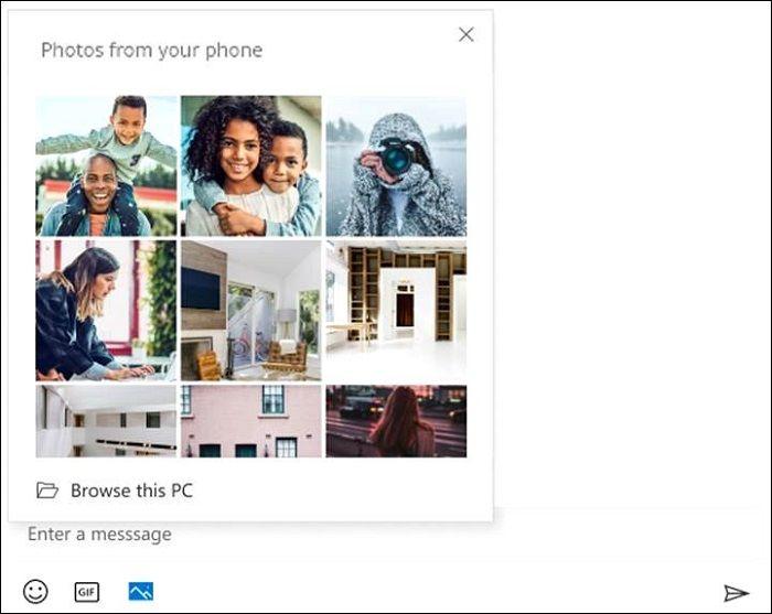 Windows 10 Your Phone应用更新 现可查看和发送短信