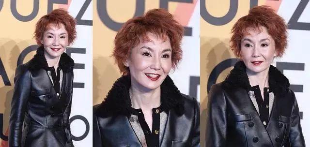 55岁张曼玉上综艺,现身香港菜市场,带着范丞丞有说有笑的与菜贩讲价