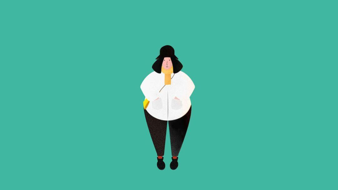 如果你正好中了这一点,就不是真胖!
