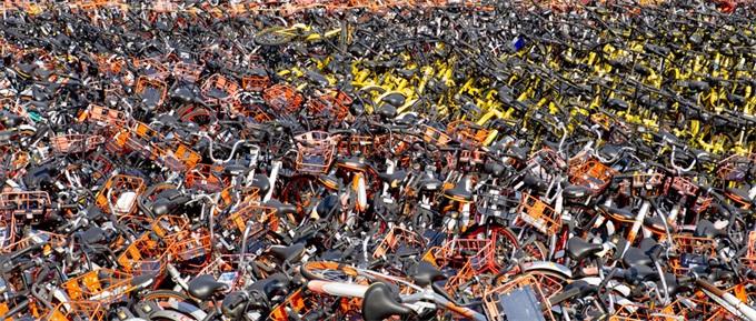 摩拜哈啰积极响应不收押金政策 小黄车:14619654人正在排队