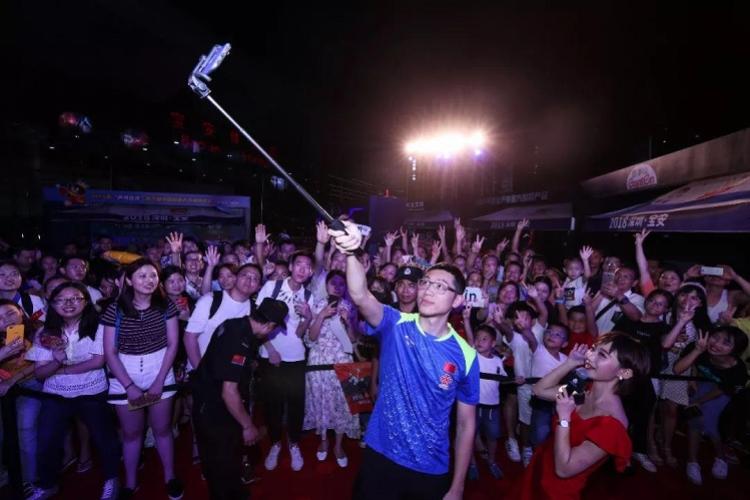 中国乒乓球公开赛月底深圳宝安开赛,马龙、丁宁、老瓦都来