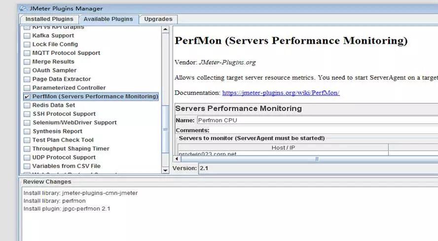 聊一聊jmeter性能监控插件_liunx