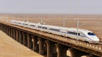 今天,银西铁路建设迈出关键一步!甘宁段与银吴段接轨进入倒计时!