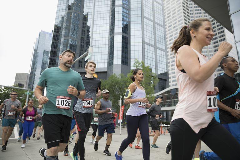 研究表明马拉松训练可逆转血管老化 避免心血管病