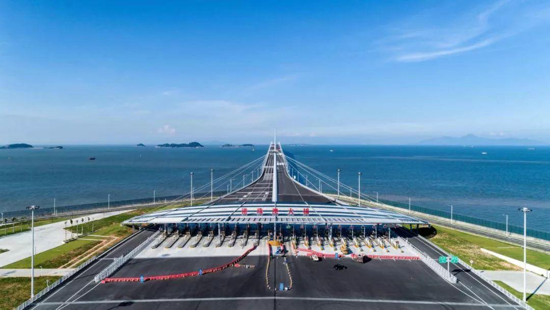走,去珠港澳大桥看看