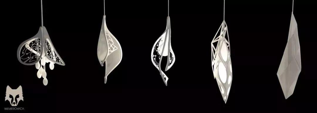 素材累积 | 源于自然的灵感,多款仿生设计产品欣赏图片