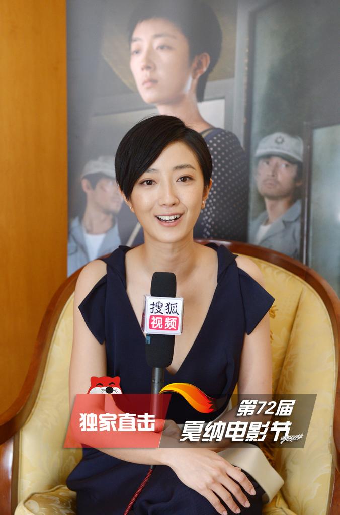 專訪桂綸鎂:為演《南方車站》我去跟小姐喝酒,當站街女_角色