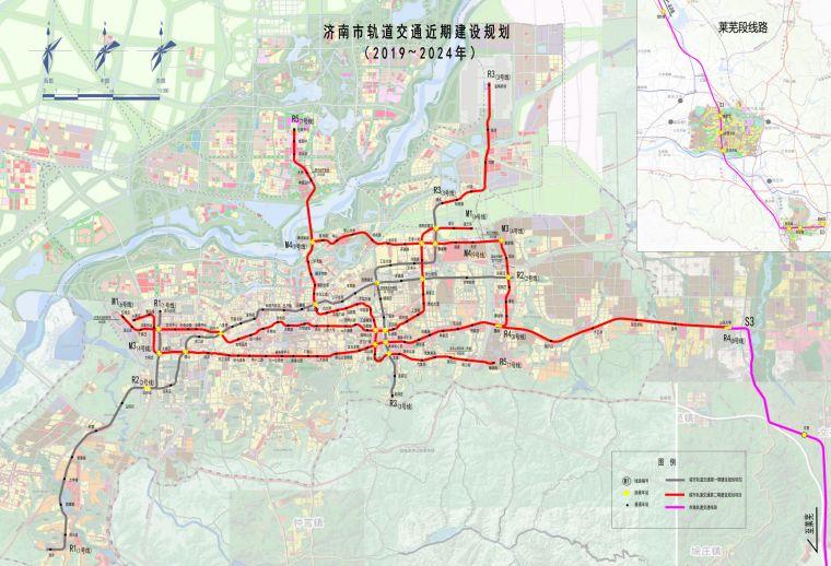章丘龙山2020年规划图