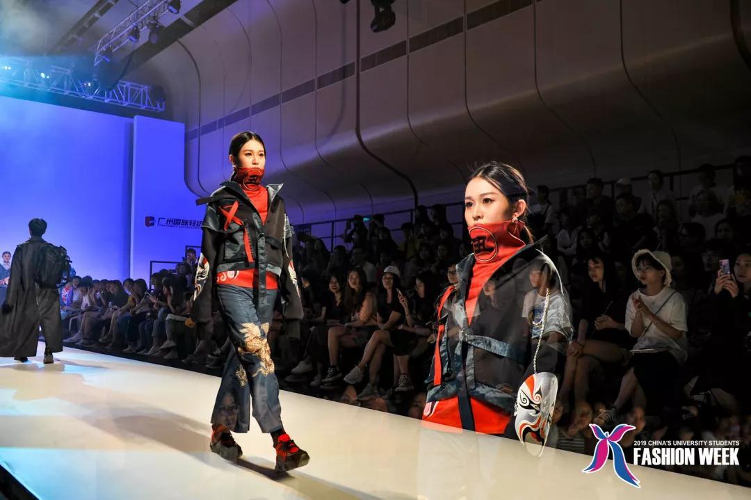2019中国(广东)大学生时装周:华南理工大学设计学院