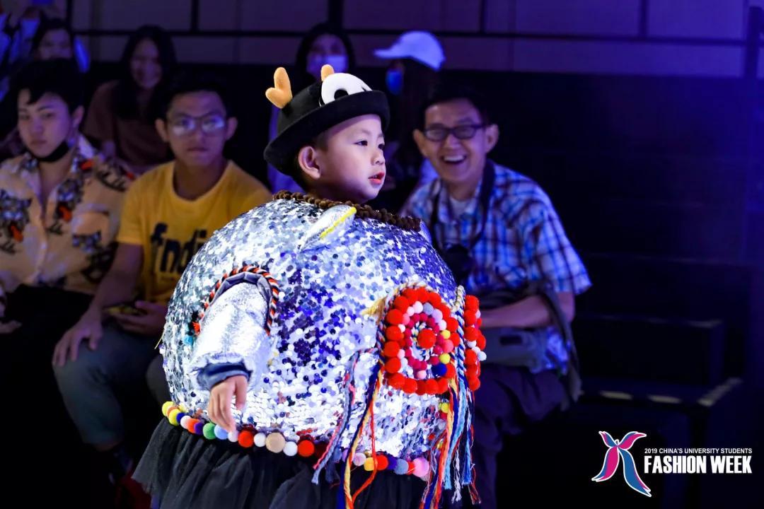 2019中国(广东)大学生时装周:中山职业技术学院
