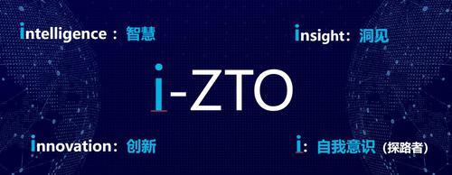 智網·鏈物—中通i-ZTO戰略描繪科技賦能新藍圖