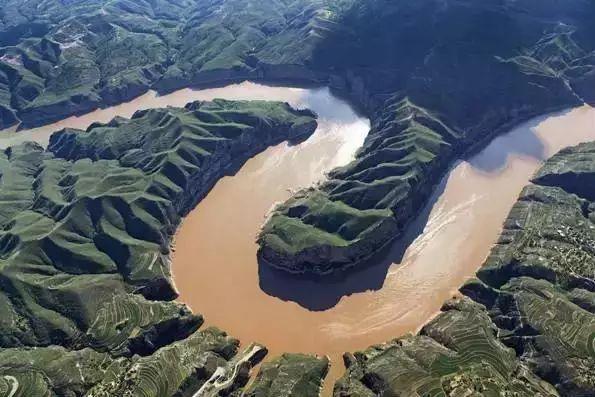你看过黄河的全貌吗?太震撼了!