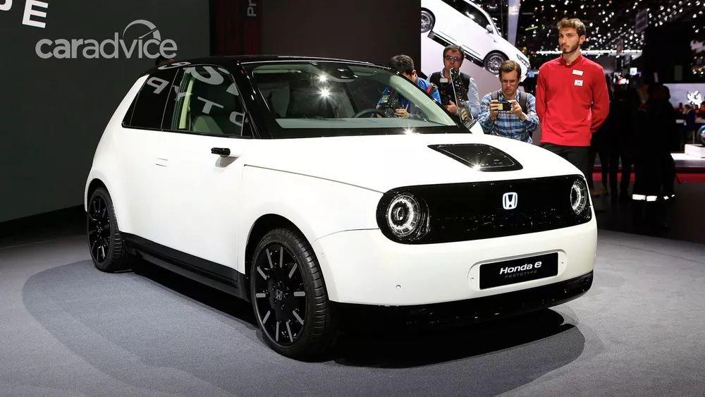 新车  |  本田这台电动车很可爱  可我们暂时买不到  |  Y车评