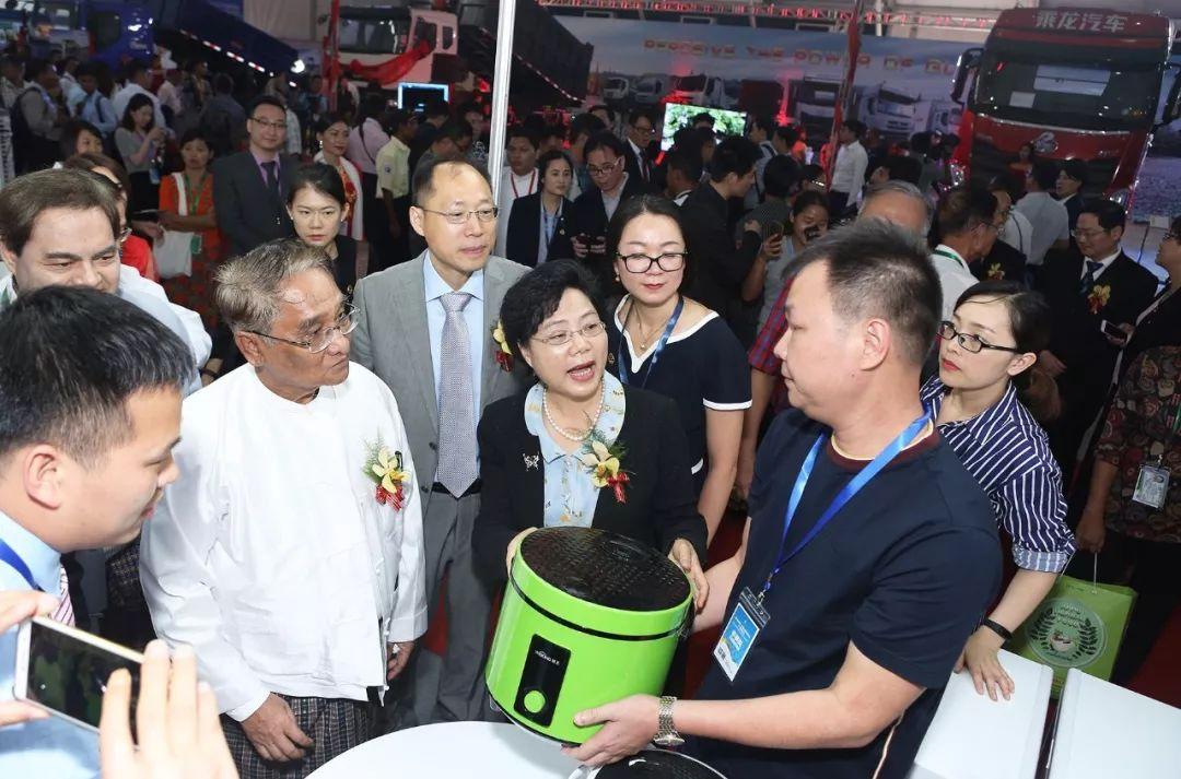 2019中国―缅甸(仰光)产品展览会将于5月26-28日举办