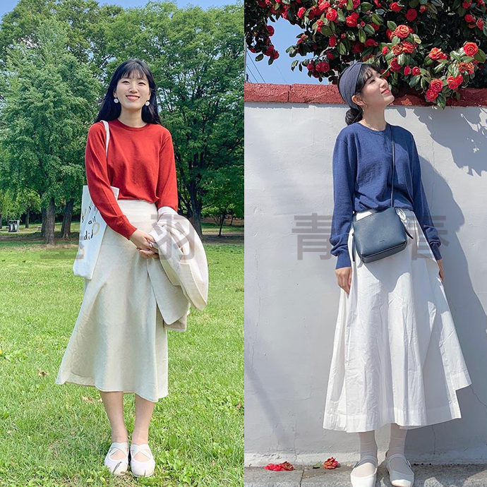 女人过了25岁穿衣要有女人味,18套夏季优雅通勤风,美到骨子里