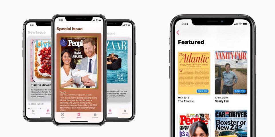 Apple News+ 改进用户体验 追加「关注」按钮