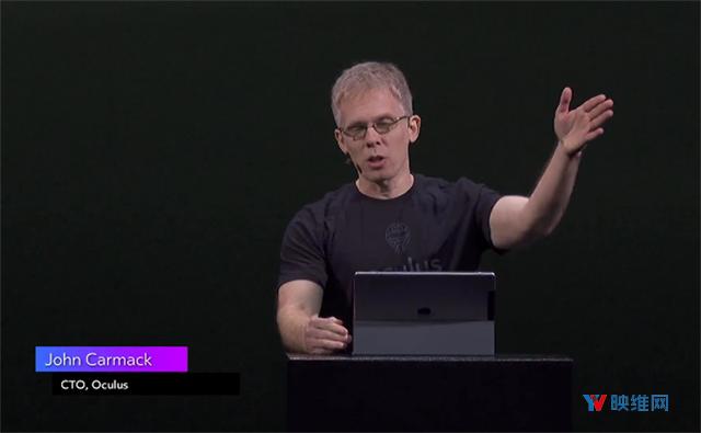 卡马克:反对3D交互范式,3D UI 比 2D UI更糟糕
