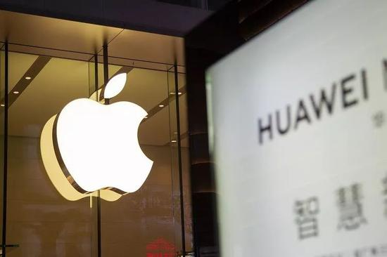福布斯发布2019全球品牌价值100强 华为上榜苹果夺冠
