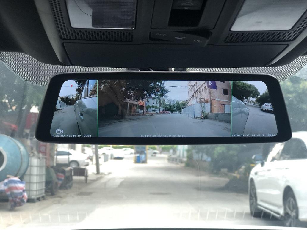 流媒体后视镜,替换原车镜只是基础,更清晰智能才是未来!