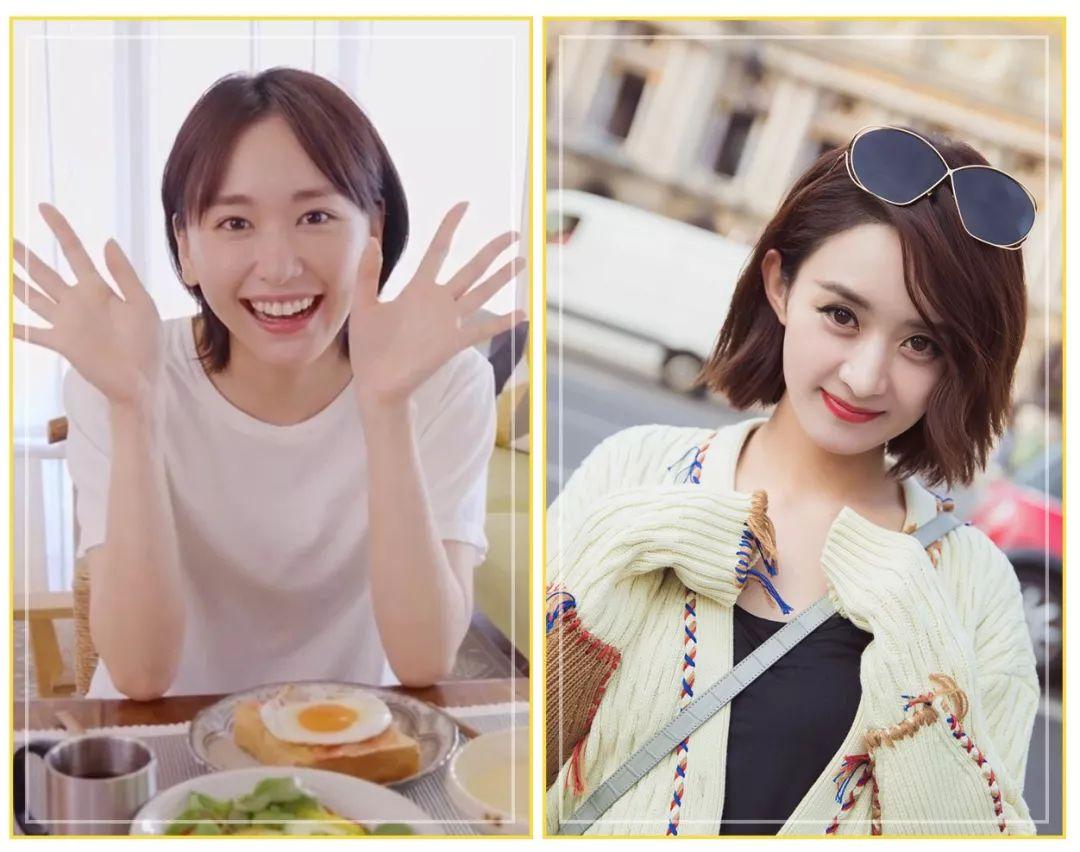 巩俐下垂_有这 5 个特征的女生,真人比照片都要好看!