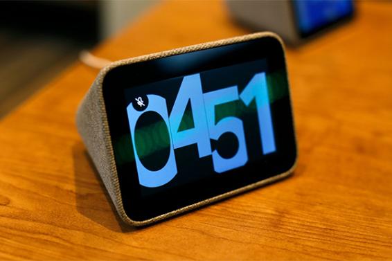 联想推出微型Google闹钟 售价79美元