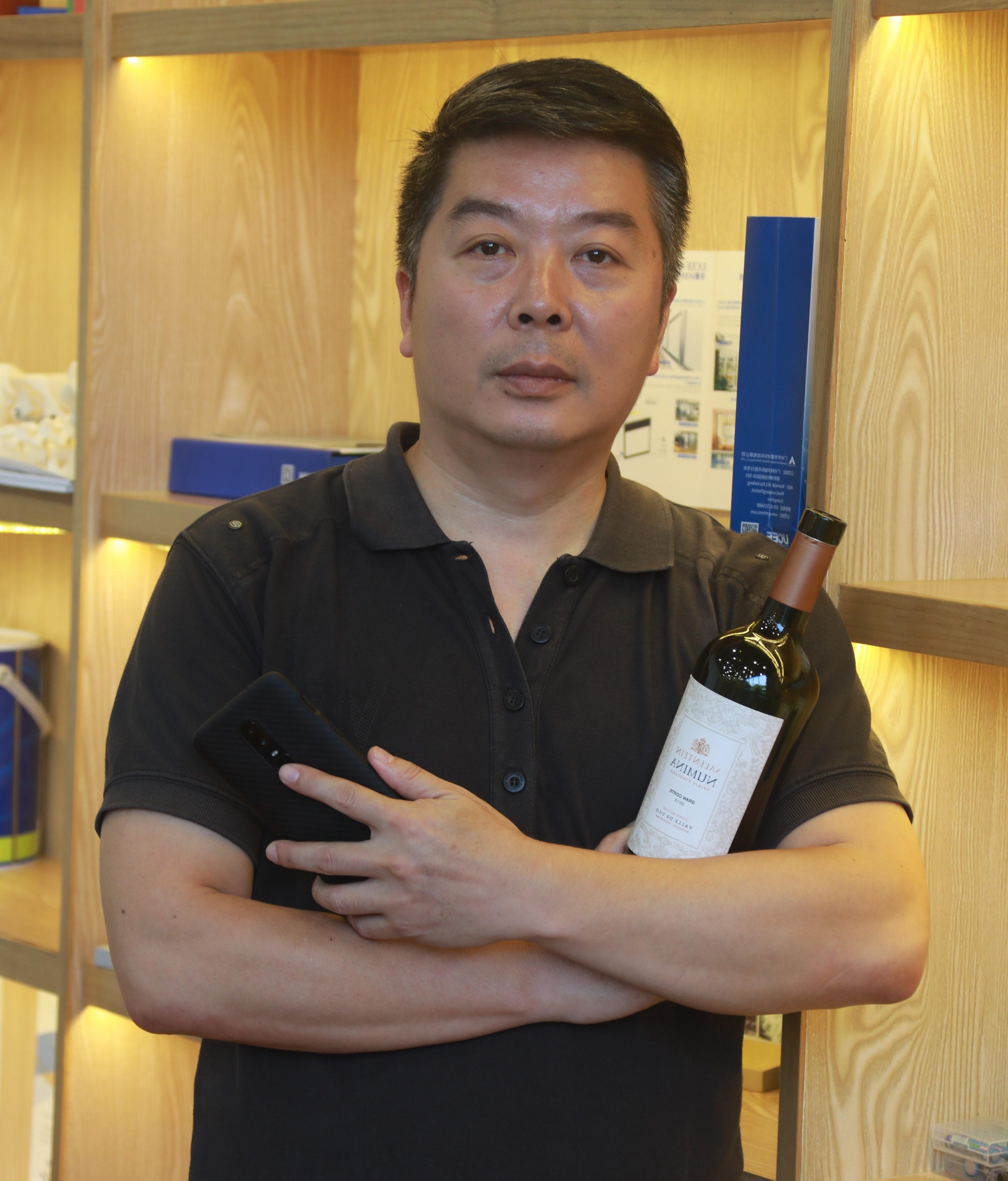 """中文最大红酒数据库:手机拍下酒标红酒""""身世""""一览无余A轮"""