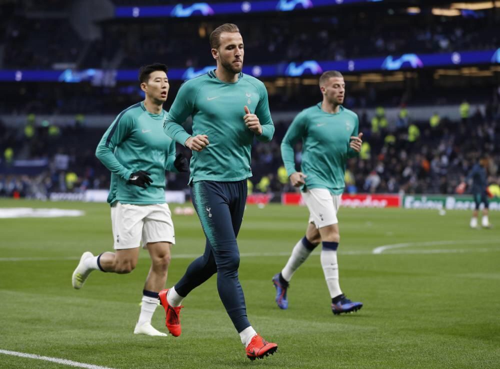 官方:热刺宣布凯恩恢复训练 三将欧冠决赛或复出