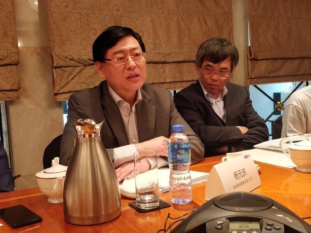 联想杨元庆谈华为:是PC重要客户,将保持业务关系