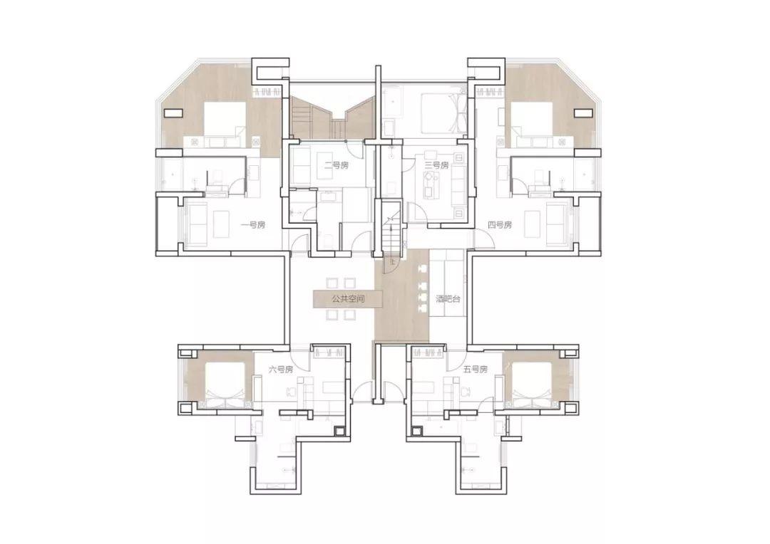 6米12米房屋设计图