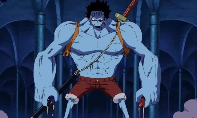 盘点海贼王里最重的武器!1吨、2吨不算什么,10吨的都有!