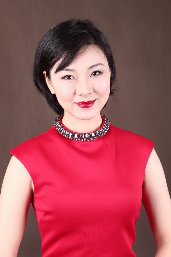 北京京剧院演员马珍珍