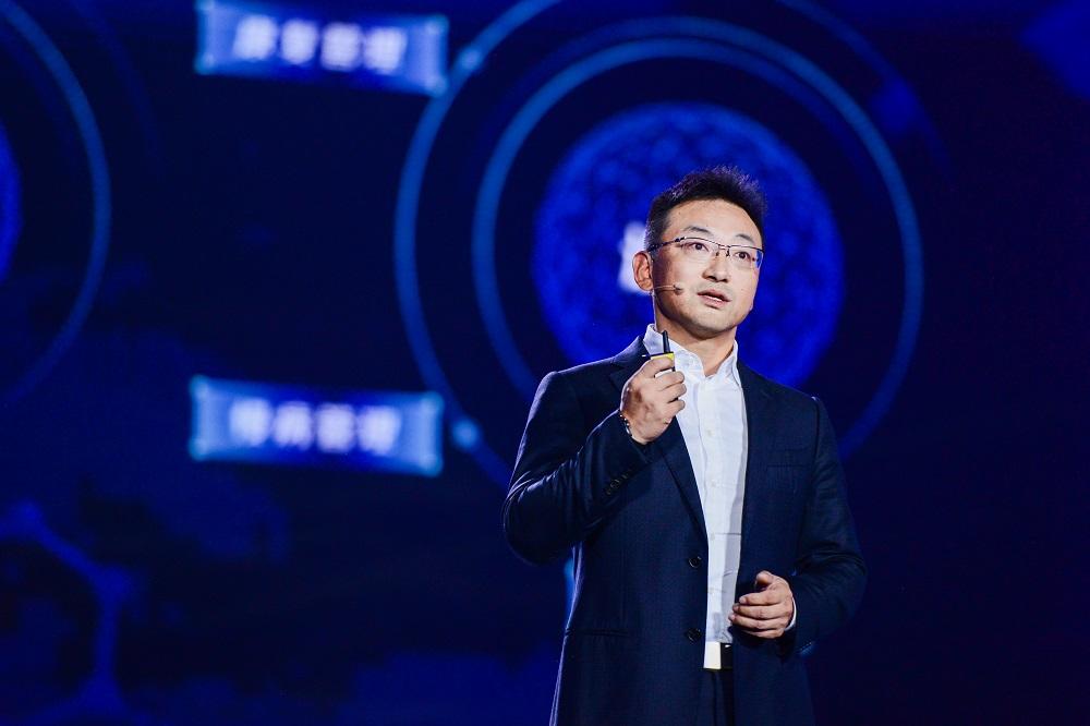 对话腾讯副总裁丁珂:商业不是腾讯医疗的第一步