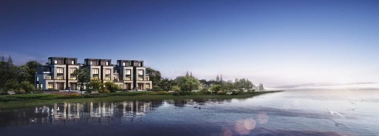 <b>亲民价限量推出20套 龙湖双珑原著全新别墅组团终于登场</b>
