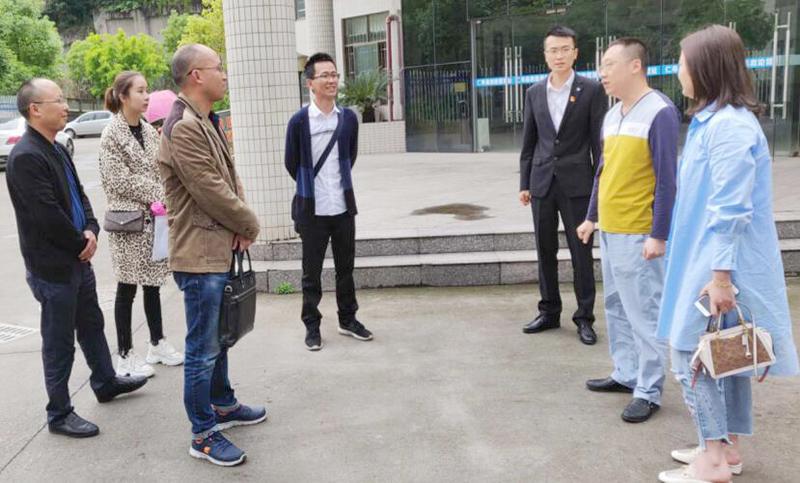 四川绵阳:社会组织和志愿服务中心赴仁寿县参访学习