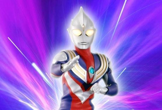迪迦奥特曼外传 迪迦的新形态,同时掌握光明和黑暗的力量