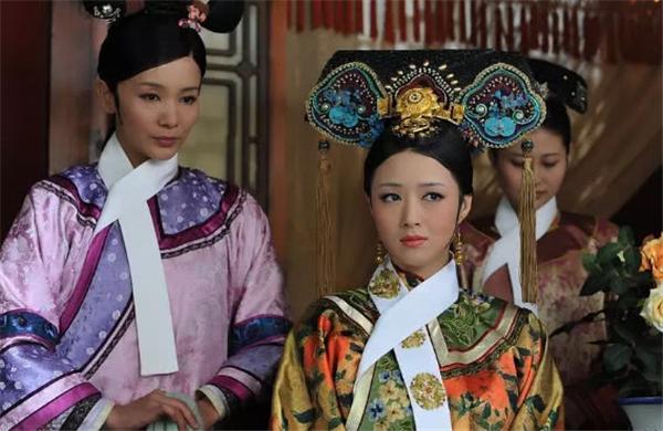 原创甄嬛传:颂芝进宫多年,皇帝为何忽然就想纳她为妃呢?