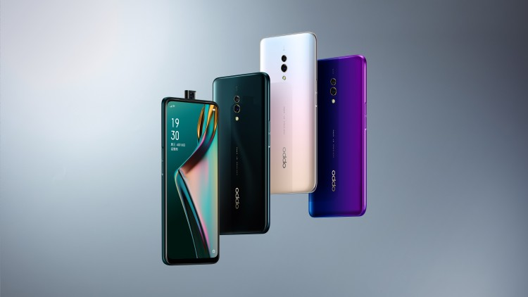 OPPO发布K3手机,售价1599元起