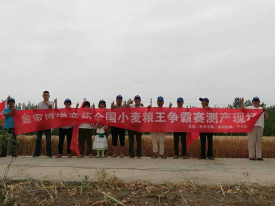 """10万元粮王会是谁 为啥金帝博增产药准粮王说""""增产很简单""""?"""